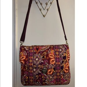 Vera Bradley Briefcase Shoulder Bag